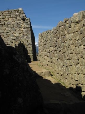 Ulice Machu Picchuja